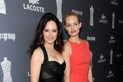 Madeleine Stowe and Amber Valletta Photo