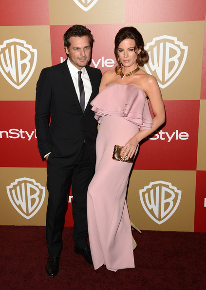 More Pics of Kate Beckinsale Strapless Dress (1 of 13) - Kate Beckinsale Lookbook - StyleBistro