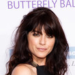 Selma Blair's Long Wavy Cut with Bangs