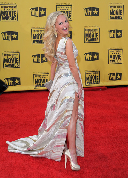 Kristin Chenoweth - Best and Worst Dressed at the 2010 Critics Choice ...