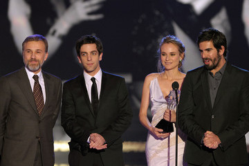 Diane Kruger Eli Roth 15th Annual Critics' Choice Movie Awards - Show