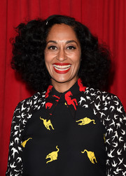 Tracee Ellis Ross rocked a curled out look at the AFI Awards.