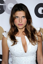 Lake Bell kept her hair and makeup soft and casual at the 16th Annual GQ Men of the Year party.