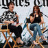 L.A. Times writer Rene Lynch (L) and author Jillian Michaels attend the 16th Annual Los Angeles Times Festival of Books - Day 1 at USC on April 30, 2011 in Los Angeles, California.