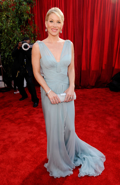 Christina Applegate at the 2010 SAG Awards