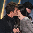 Kevin Bacon and Michelle Monaghan