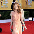 Jayma Mays at the 2011 SAG Awards