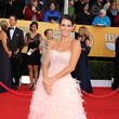 Angie Harmon at the 2011 SAG Awards