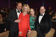 January Jones and Matthew Weiner Photo