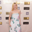 Elle Fanning at the 2013 Critics' Choice Movie Awards