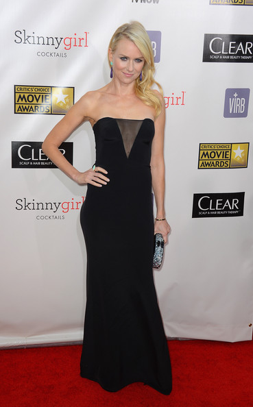 More Pics of Naomi Watts Strapless Dress (1 of 32) - Naomi Watts Lookbook - StyleBistro