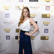 Amy Adams at the 2013 Critics' Choice Awards