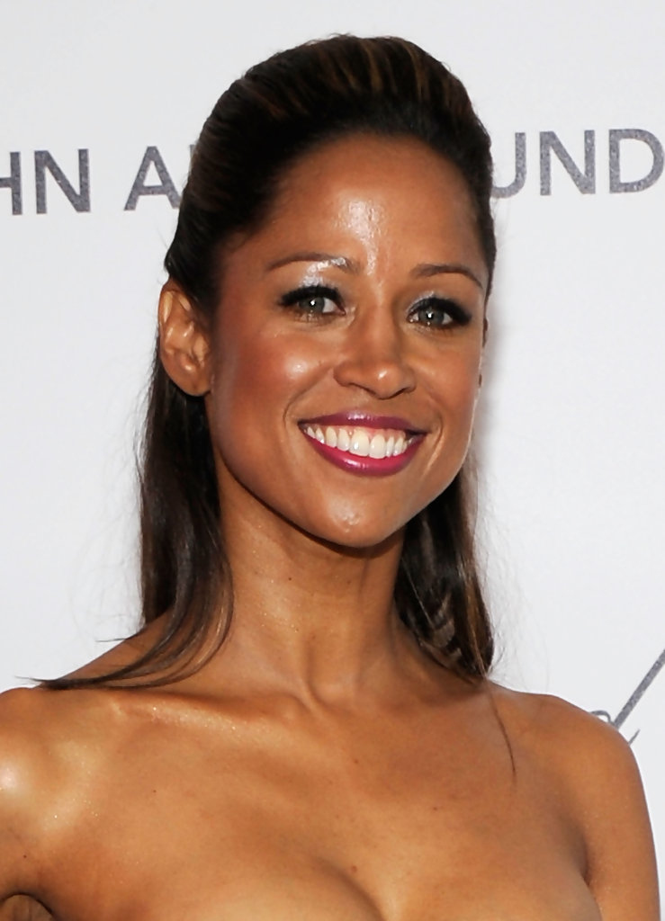Stacey Dash Celebrity Black Hair Styles Pictures
