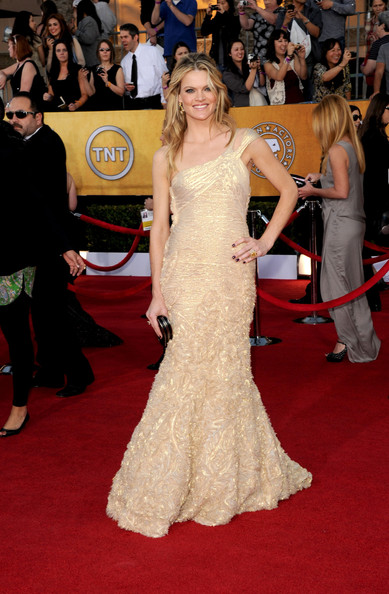 Missi Pyle at the 20120 SAG Awards