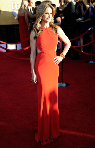 More Pics of Kyra Sedgwick Cutout Dress (1 of 4) - Kyra Sedgwick Lookbook - StyleBistro