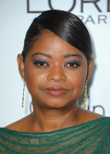 More Pics of Octavia Spencer Cocktail Dress (1 of 6) - Octavia Spencer Lookbook - StyleBistro