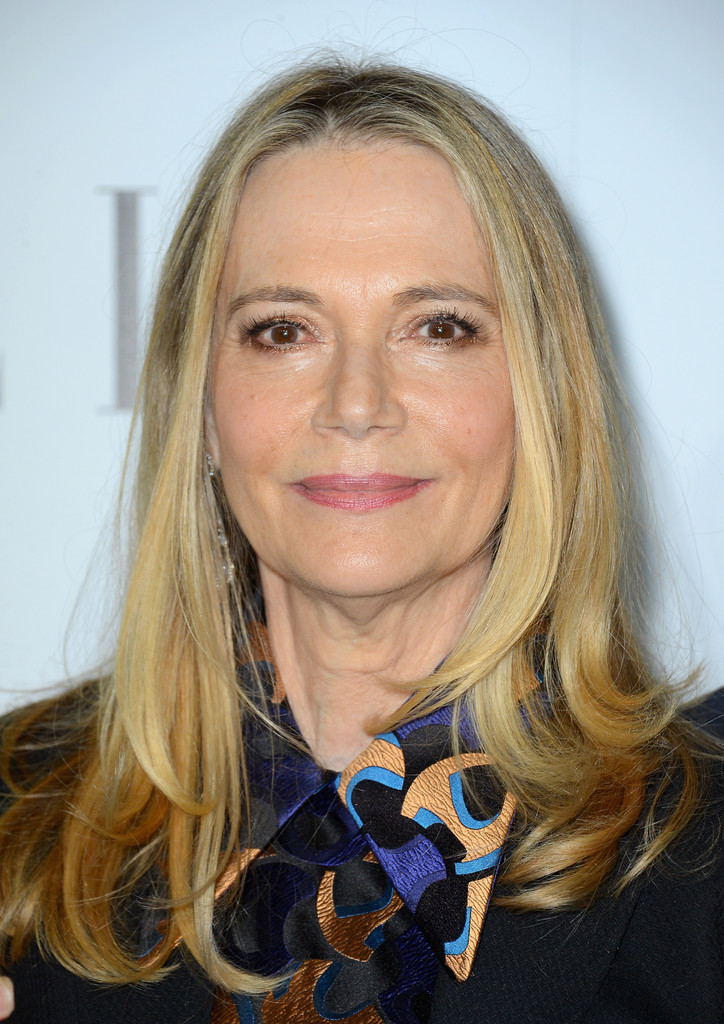 Peggy Lipton Staight Cut Haute Hairstyles For Women Over