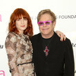 Florence Welch and Elton John