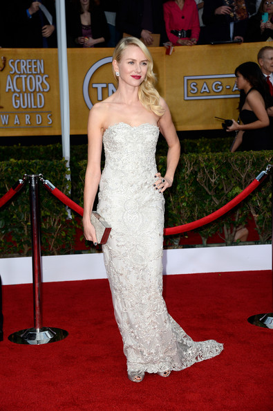 More Pics of Naomi Watts Mermaid Gown (5 of 22) - Mermaid Gown Lookbook - StyleBistro
