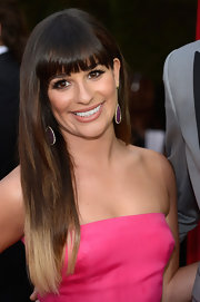 Now here's a flirty take on ombre we haven't seen before — Lea Michele debuted the chic style at the 2013 SAG Awards.