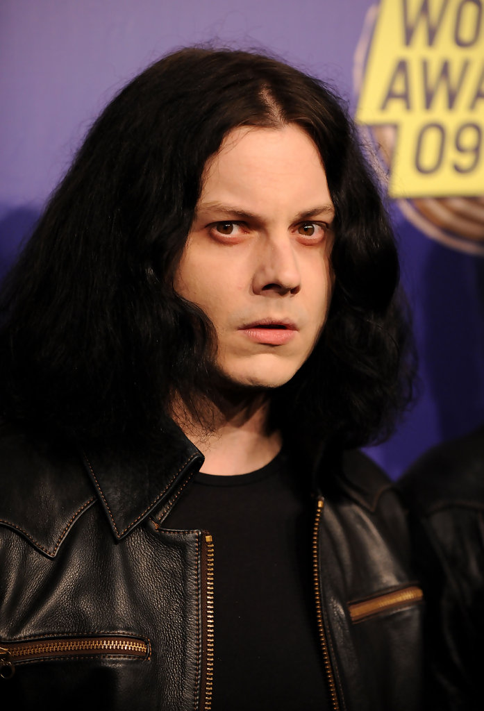 how to get jack white hair