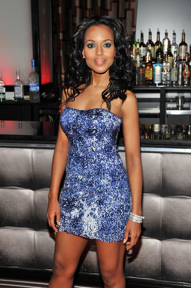 More Pics of Kerry Washington Cutout Boots (4 of 5) - Kerry Washington Lookbook - StyleBistro