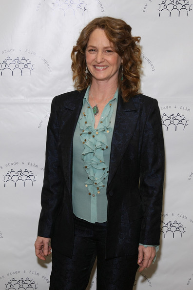 More Pics of Melissa Leo Kitten Heels (3 of 5) - Melissa Leo Lookbook - StyleBistro [suit,outerwear,blazer,formal wear,pantsuit,fashion design,tuxedo,premiere,long hair,jacket,new york stage and film winter gala,new york city,the plaza hotel,melissa leo]