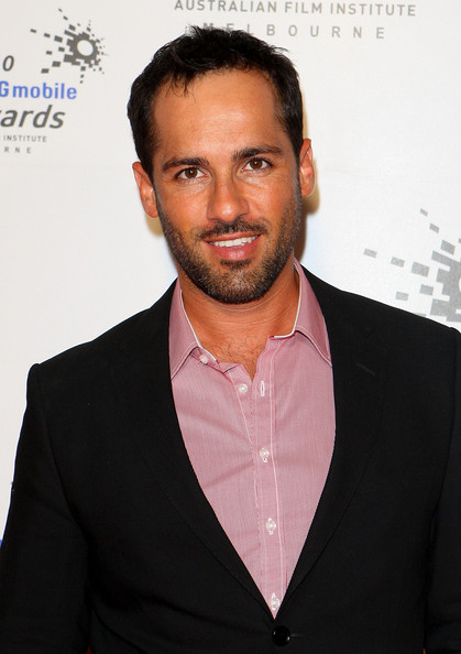 More Pics of Alex Dimitriades Men's Suit (1 of 3) - Alex Dimitriades Lookbook - StyleBistro