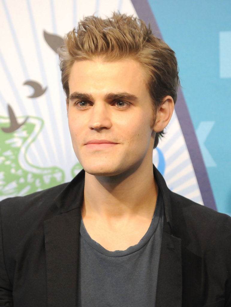 More Straight Guys Here Follow: More Pics Of Paul Wesley Short Straight Cut (2 Of 8