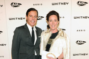 Kate Spade and Andy Spade Photo