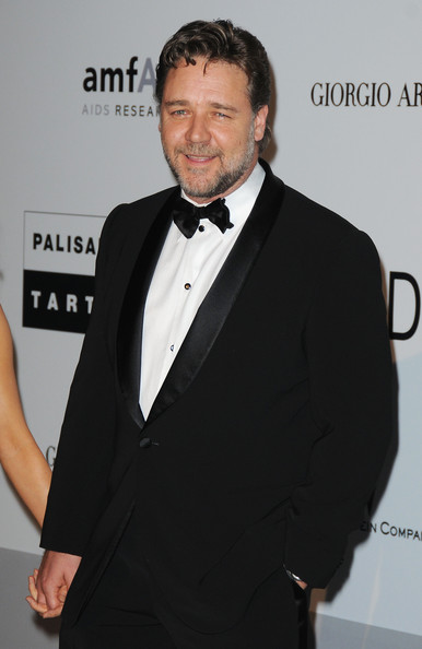 a54b6e3f4 More Pics of Russell Crowe Messy Cut (8 of 10) - Short Hairstyles Lookbook  - StyleBistro