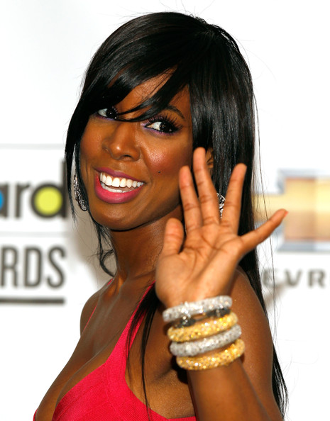 More Pics of Kelly Rowland Dangling Spheres (1 of 5) - Dangle Earrings Lookbook - StyleBistro