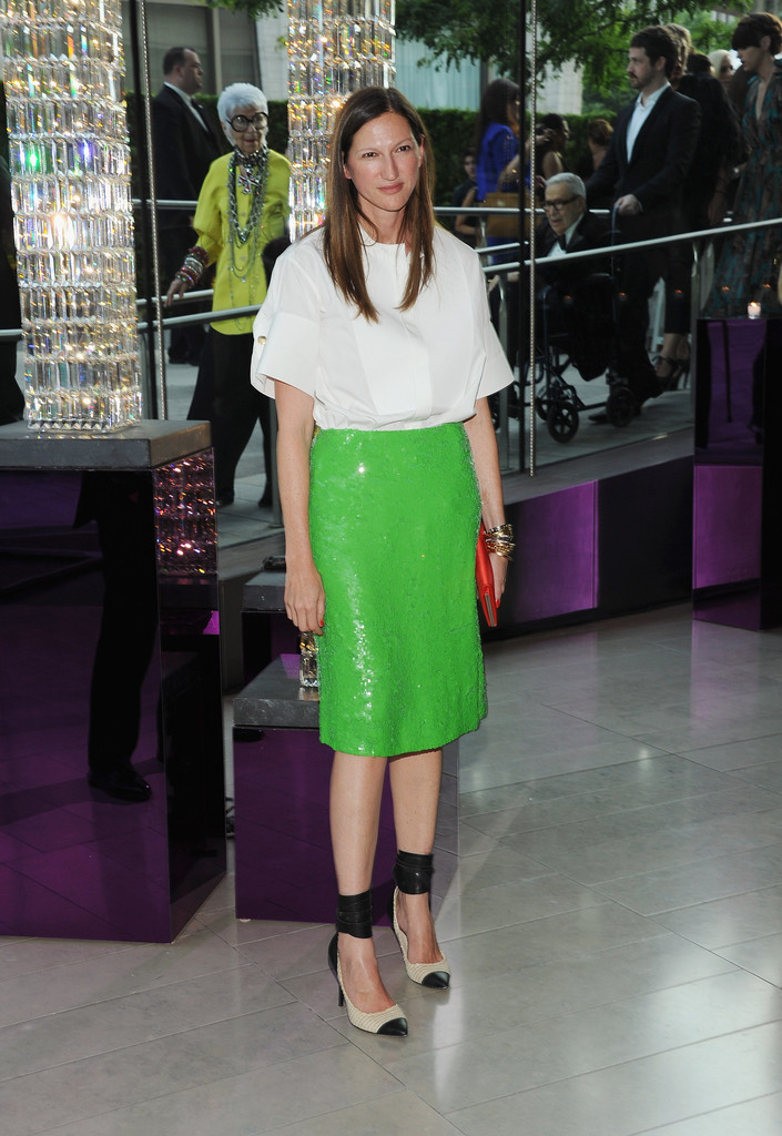 Jenna Lyons attends the 2011 CFDA Fashion Awards at Alice Tully Hall, Lincoln Center on June 6, 2011 in New York City.