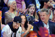 Justin Bieber and Gary LeVox Photo