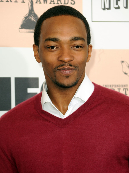 More Pics of Anthony Mackie Leather Slip On Shoes (1 of 2) - Leather Slip On Shoes Lookbook - StyleBistro