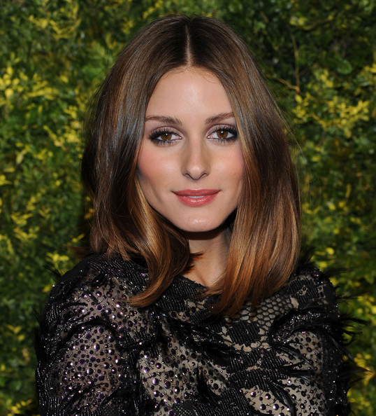 More Pics of Olivia Palermo Medium Straight Cut (1 of 2) - Olivia Palermo Lookbook - StyleBistro