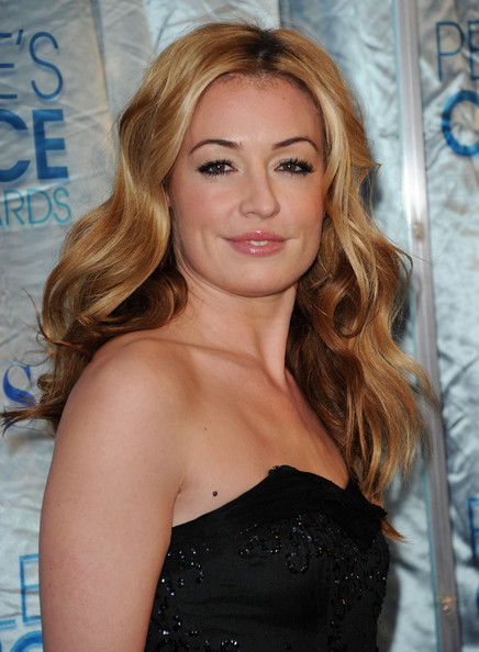 More Pics of Cat Deeley Evening Pumps (3 of 10) - Heels Lookbook - StyleBistro [hair,blond,face,hairstyle,long hair,beauty,eyebrow,lip,brown hair,chin,arrivals,cat deeley,peoples choice awards,tv personality,california,los angeles,nokia theatre l.a. live]