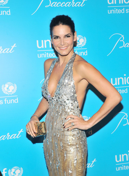 More Pics of Angie Harmon Hard Case Clutch (3 of 9) - Angie Harmon Lookbook - StyleBistro