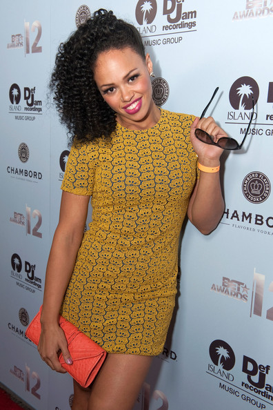 More Pics of Elle Varner Mini Dress (1 of 4) - Elle Varner Lookbook - StyleBistro