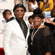 Samuel L. Jackson and Latanya Richardson are fabulous in black and white