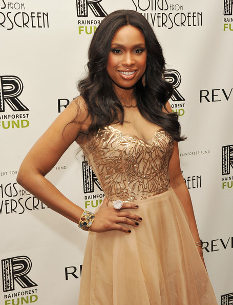 More Pics of Jennifer Hudson Cuff Bracelet (1 of 6) - Jennifer Hudson Lookbook - StyleBistro