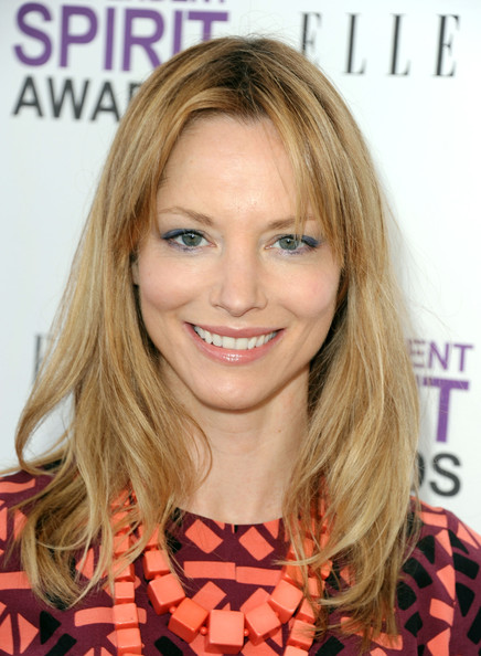 More Pics of Sienna Guillory Print Dress (1 of 2) - Sienna Guillory Lookbook - StyleBistro