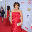 Janet Murguia Wrapped in Red