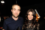 Ashley Greene and Robert Pattinson Photo
