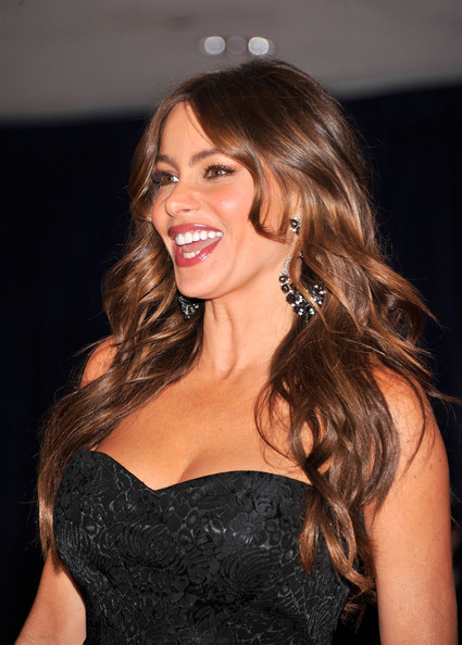 More Pics of Sofia Vergara Little Black Dress (1 of 7) - Little Black Dress Lookbook - StyleBistro
