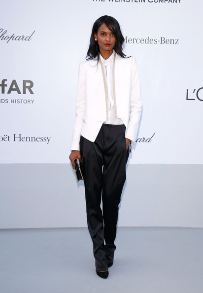 More Pics of Liya Kebede Blazer (1 of 3) - Liya Kebede Lookbook - StyleBistro