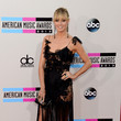 In Marchesa At The 2013 American Music Awards