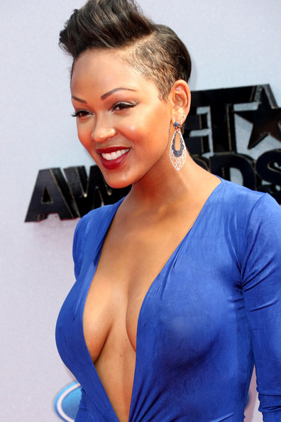 More Pics of Meagan Good Fishtail Dress (3 of 10) - Meagan Good Lookbook - StyleBistro