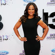 Laila Ali at the BET Awards