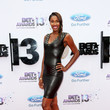 Lisa Leslie at the BET Awards